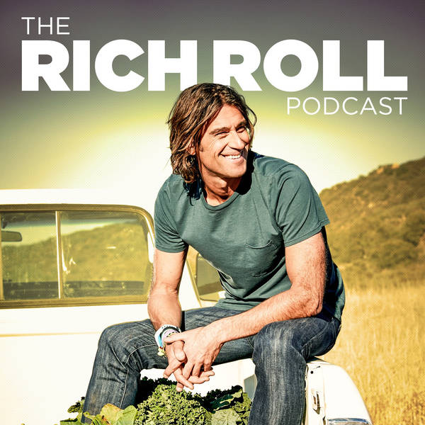 The Rich Roll Podcast image