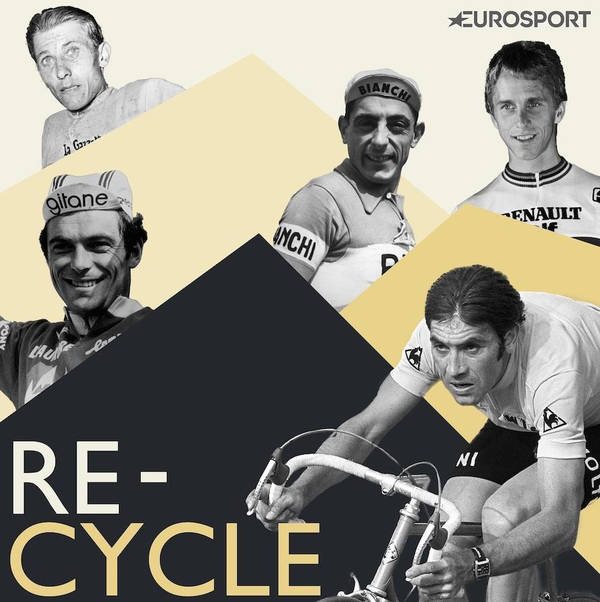 Introducing Re-Cycle: Eurosport's new cycling history podcast