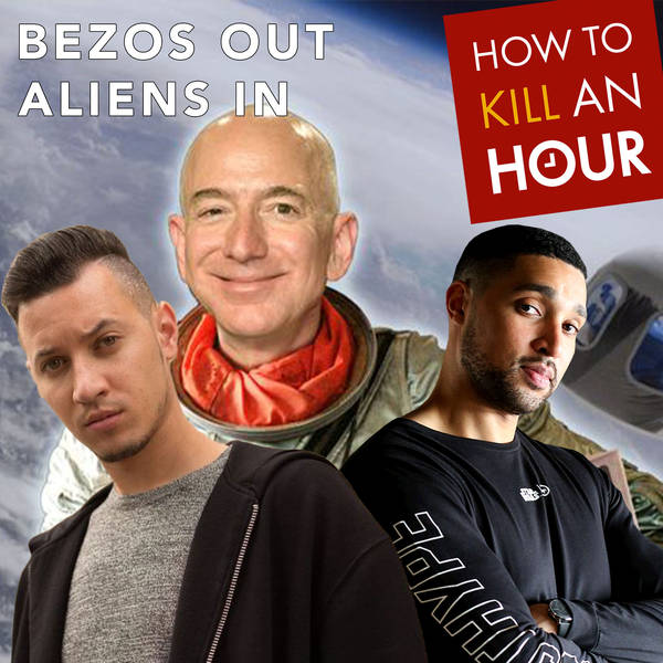 Bezos Out, Aliens In