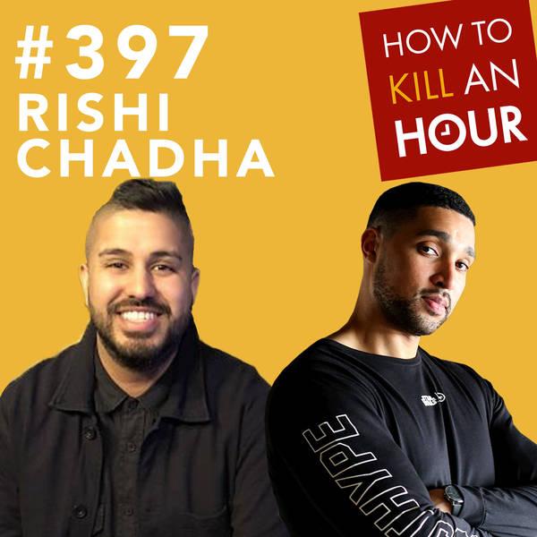 397 Rishi Chadha - Head of Twitter Gaming Content Partnerships
