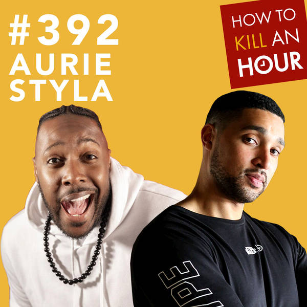 392 Aurie Styla