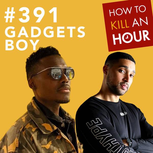 391 Gadgets Boy