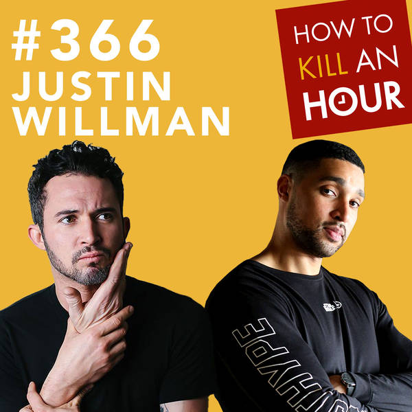 366 Justin Willman - Magic For Humans