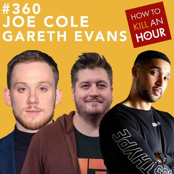 360 Joe Cole/Gareth Evans of Skys Gangs of London