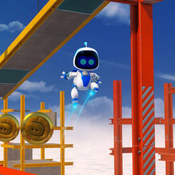 303 Astro Bot: Rescue Mission