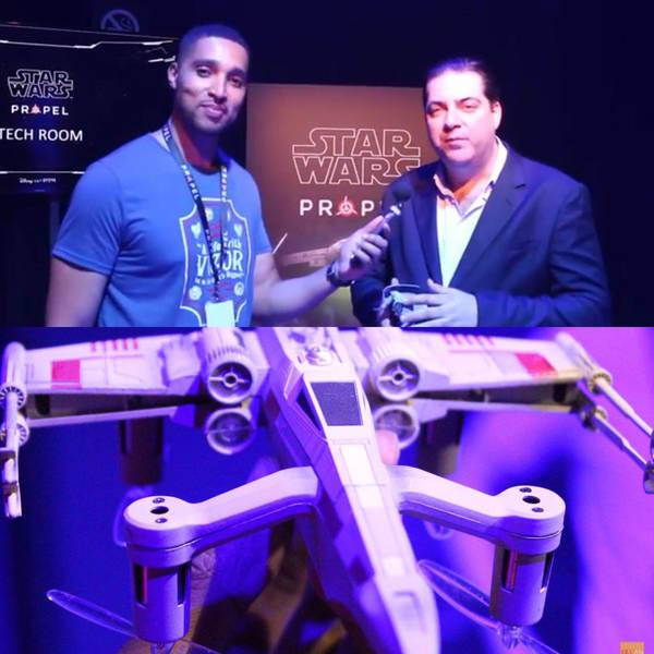 254 Star Wars Drones!