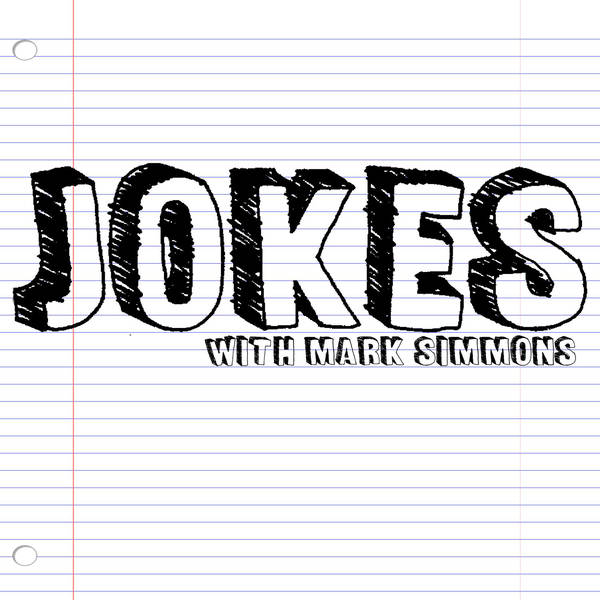 Jokes with Mark Simmons image