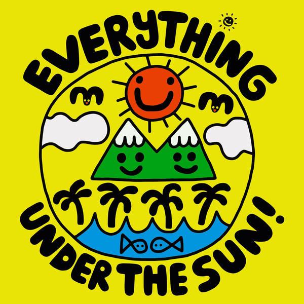 Christmas Under The Sun! With writer Neil Gaiman.