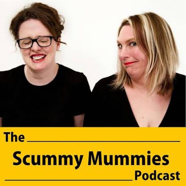 The Scummy Mummies Podcast image