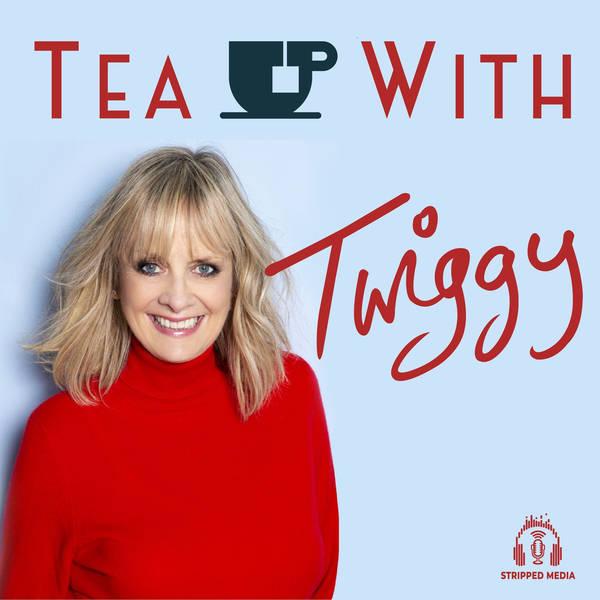 Tea With Twiggy image