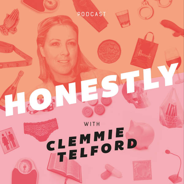 Honestly Podcast with Clemmie Telford image