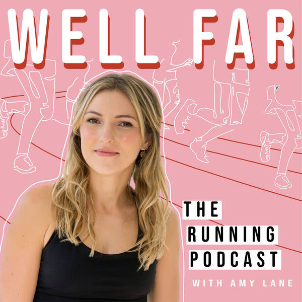 Well Far: The Running Podcast image