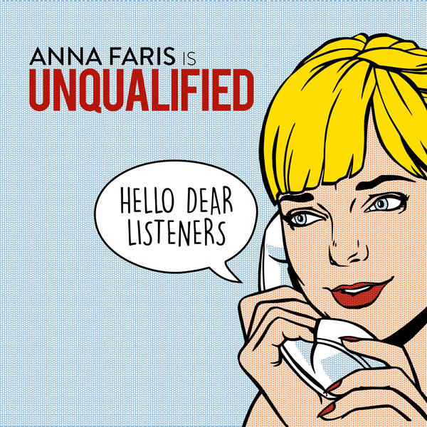 Anna Faris Is Unqualified image