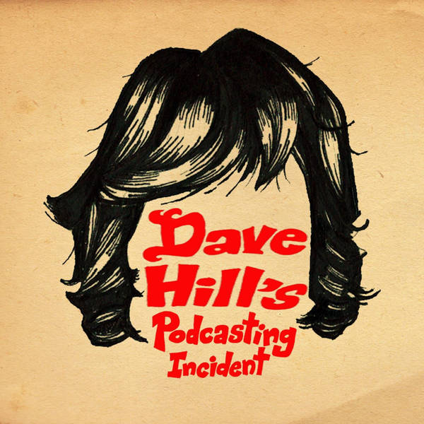 Dave Hill's Podcasting Incident image