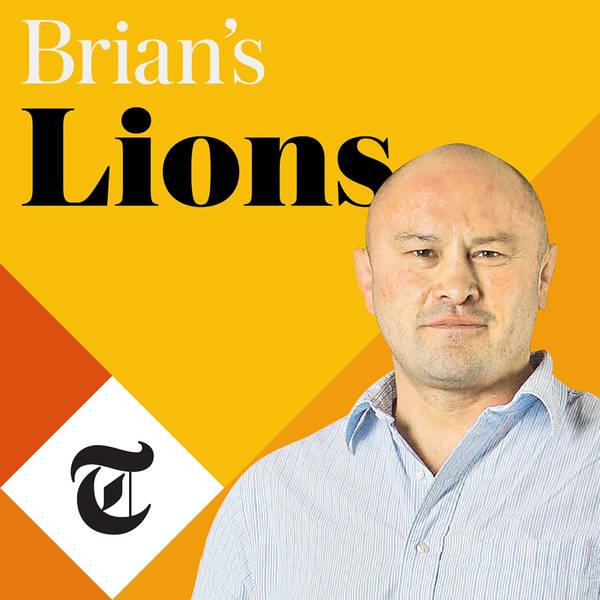 Brian's Lions: John Smit