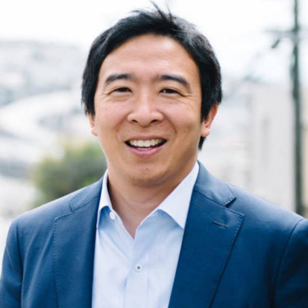 FREE MONEY: Why Andrew Yang Thinks a Giveaway Can Save the Economy