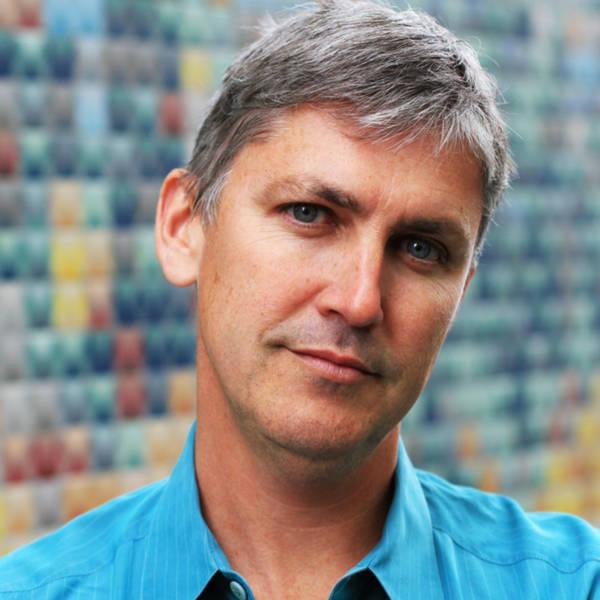 Rethinking Big Ideas: Steven Johnson on Scientific Breakthroughs
