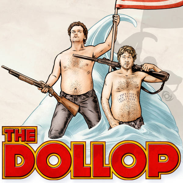 The Dollop with Dave Anthony and Gareth Reynolds image