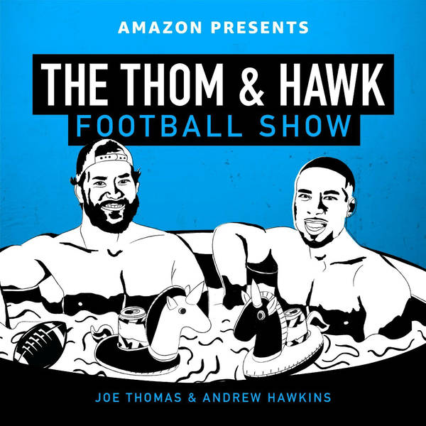 The Thom & Hawk Football Show image