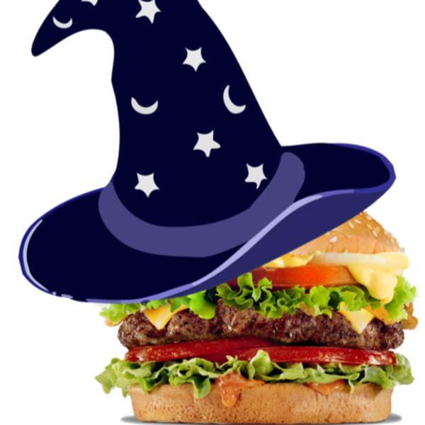 What if I were to turn myself into a hamburger?