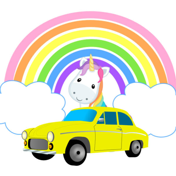 What if unicorns and cars morphed together? (G&G 6)