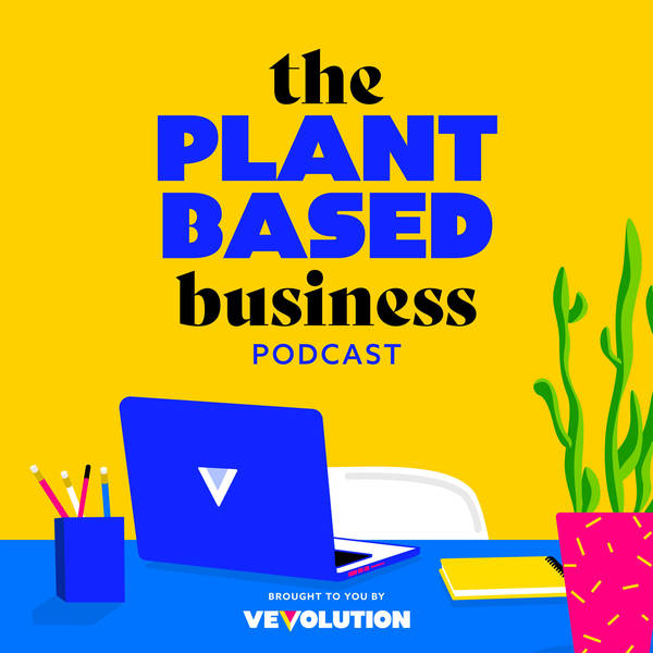 The Plant Based Business Podcast image