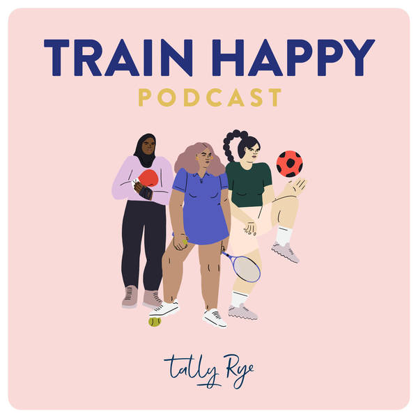 Train Happy Podcast image