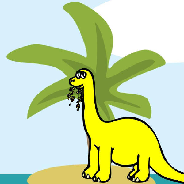 What if dinosaurs were alive today?