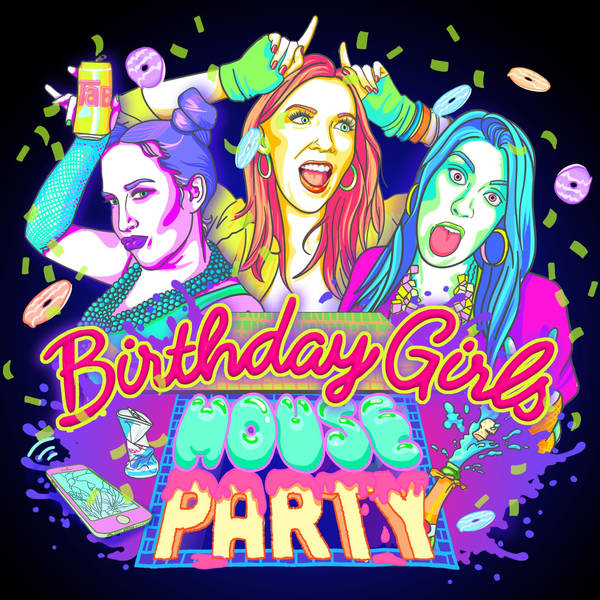 Birthday Girls House Party image