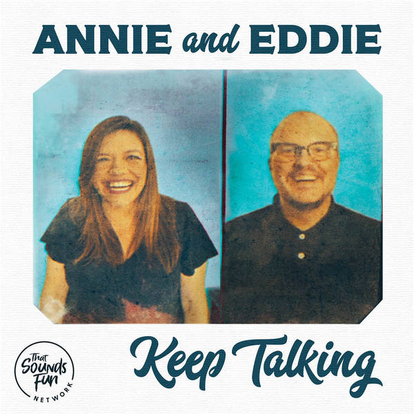 Annie and Eddie Keep Talking image