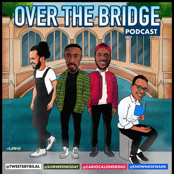 Over The Bridge Podcast image
