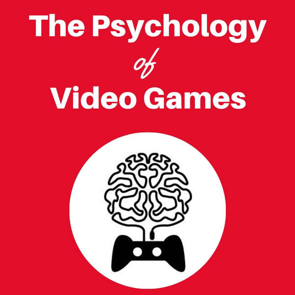 Psychology of Video Games Podcast image