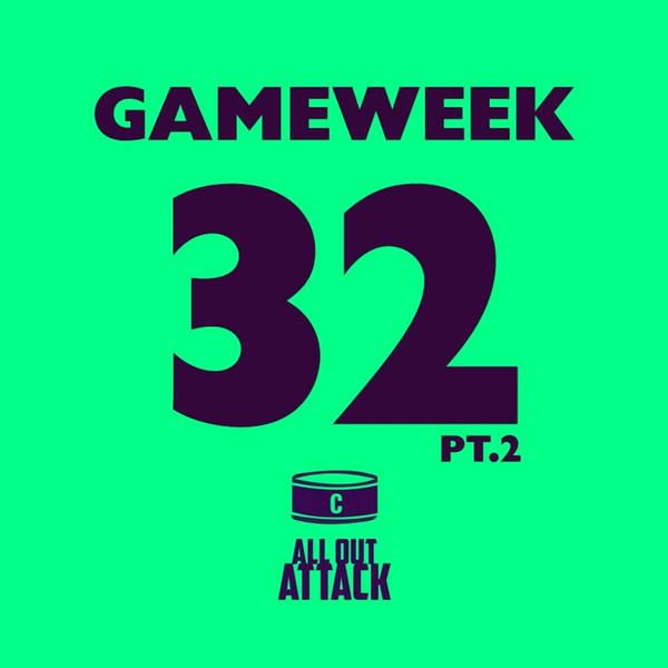 Gameweek 32 Pt.2: The Big DGW, Aguero Or Sterling & Spurs' Stadium
