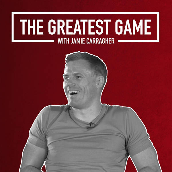 The Greatest Game with Jamie Carragher image