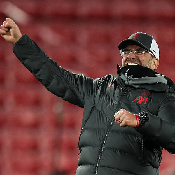 Blood Red: Champions put on Anfield performance for returning fans as Liverpool's magic Gini sees off Wolves
