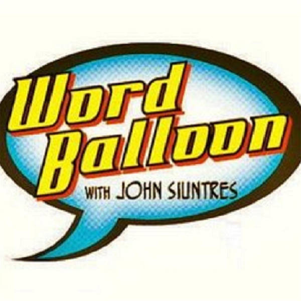 Word Balloon Comics Podcast image