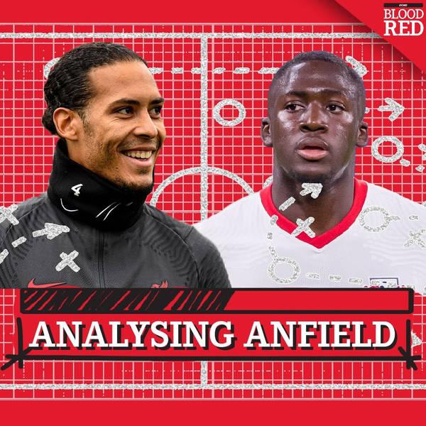 Analysing Anfield: Van Dijk hallmarks Konate shares   Arsenal & Real Madrid preview