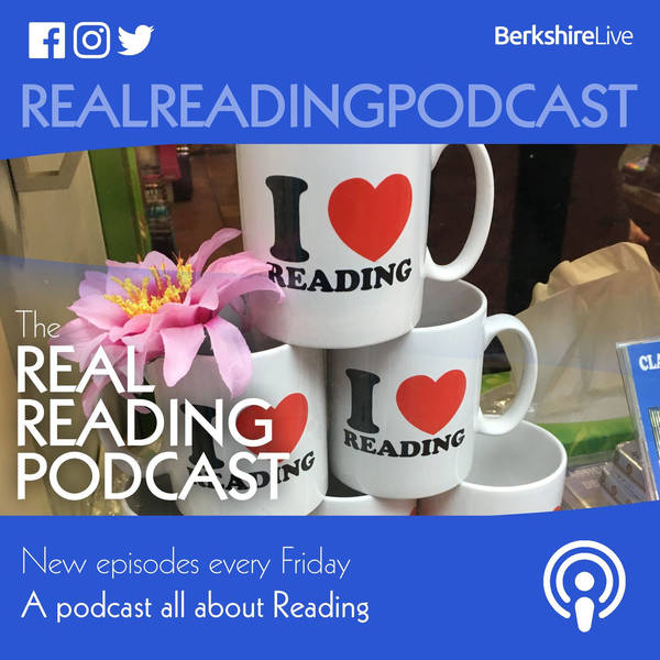 Real Reading Podcast image