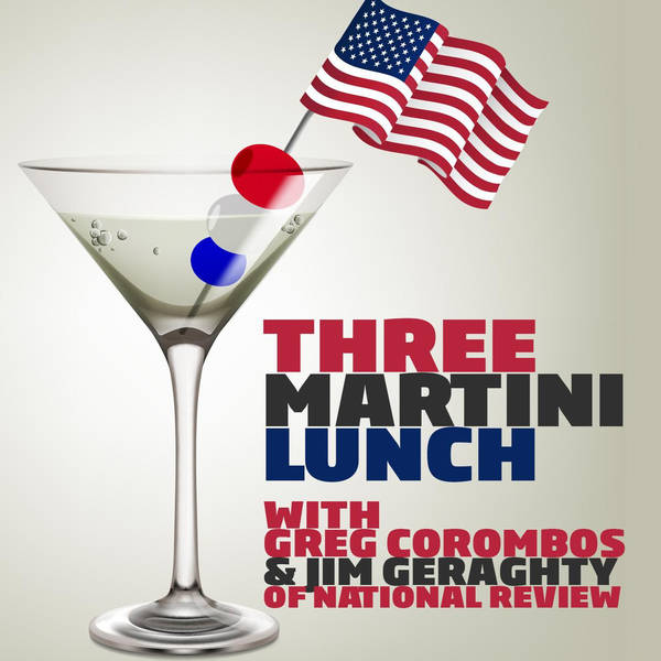 3 Martini Lunch image
