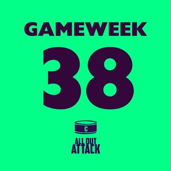 Gameweek 38: Man City Vs Liverpool, Captain Choices & Producer Luke's Pick