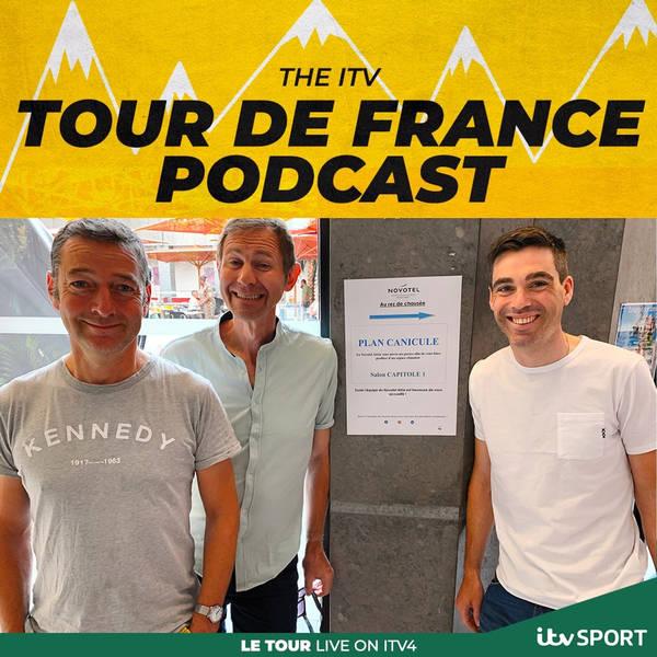 Tour de France Podcast 2019: Rest Day 2