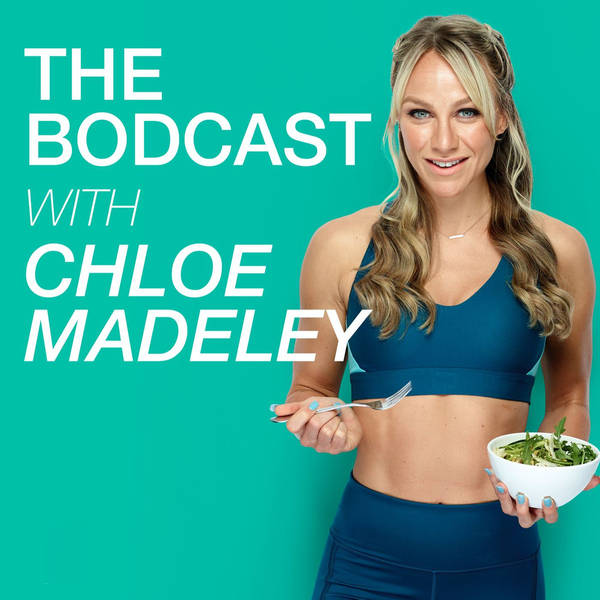 The Bodcast with Chloe Madeley image
