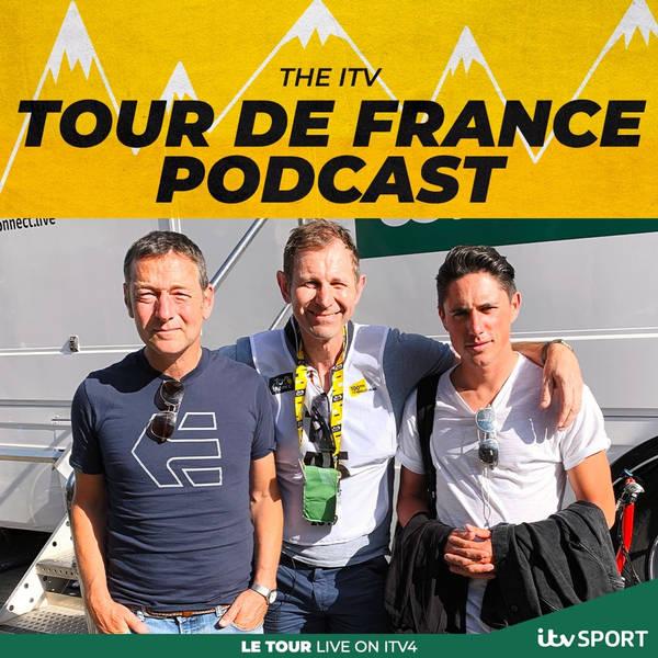 Tour de France Podcast 2019: Stage 10