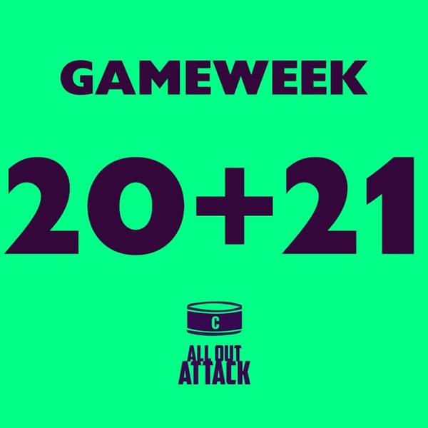Gameweek 20 & 21: Wildcards, Burnley Defenders & Our Mini-League