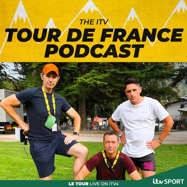 Tour de France Podcast 2019: Stage 17