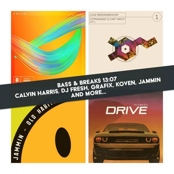 13:07 - Calvin Harris, DJ Fresh, Grafix, Koven, Jammin and more...