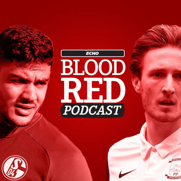 Blood Red: Transfer deadline day special   Liverpool close in on defensive double deal for Ozan Kabak and Ben Davies