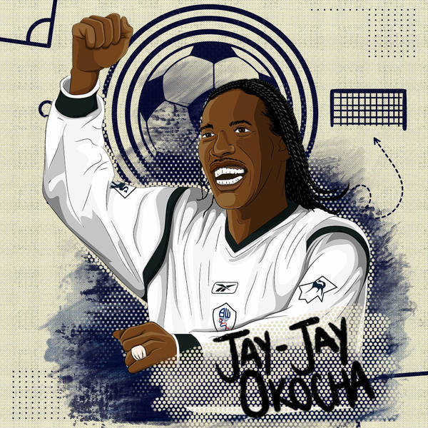 Episode four: Jay-Jay Okocha