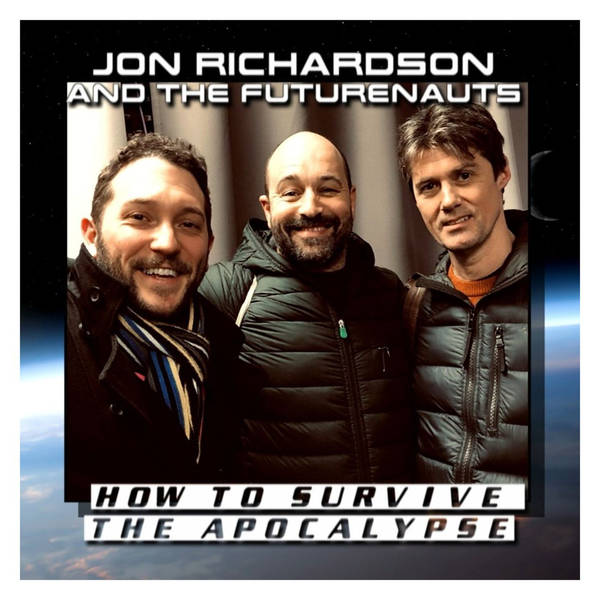 Jon Richardson and the Futurenauts image