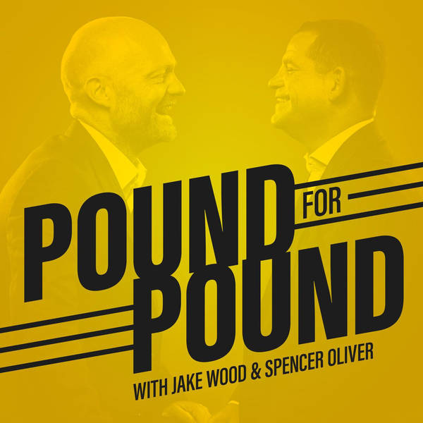 Pound for Pound Boxing Podcast image